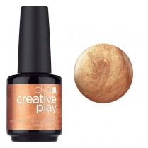 CND Creative Play Gel Polish 0.5oz Bronze Burst #509