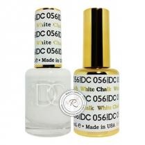 Daisy Soak Off Gel - White Chalk - DC056