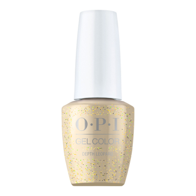 OPI Gelcolor Depth Leopard 0.5 fl oz/15 ml  GC E03