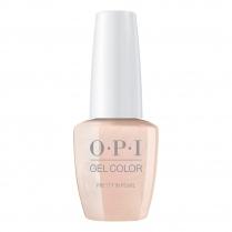 OPI Gelcolor Pretty In Pearl 0.5 oz, GC E95