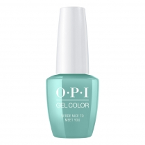 OPI Gelcolor Verde Nice To Meet You 0.5 oz GC M84