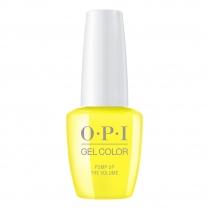 OPI Gelcolor PUMP Up The Volume 0.5 Fl. Oz. GC N70