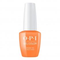 OPI Gelcolor Orange You A Rock Star? 0.5 Fl. Oz. GC N71