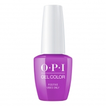 OPI Gelcolor Positive Vibes Only 0.5 Fl. Oz. GC N73