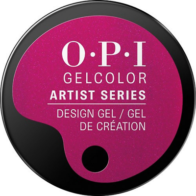 OPI Gelcolor A/S A Fuchsia Too Many 4g/0.21 oz GP 001