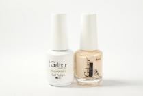 Gelixir Soak Off Gel All In One Set - Cornsilk GX001