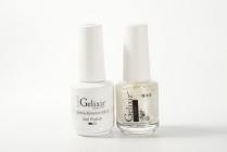 Gelixir Soak Off Gel All In One Set White Shimmer GX037