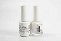 Gelixir Soak Off Gel All In One Set - Snow White  GX090