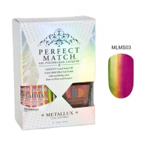 Perfect Match Metallux Set LED/UV Mesmerize #MLMS03