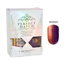 Perfect Match Metallux Set LED/UV Paradox #MLMS04