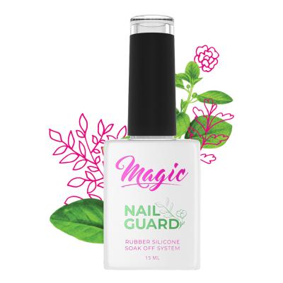 Magic Builder Gels NailGuard - White Builder #NG 15ml