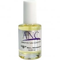 "Amazing Nail Concepts ""5"" Nail Nourisher 0.5 oz. ANC#5"