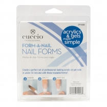 CuccioPro From-A-Nail Acrylics & Gel Nail Forms CP15926