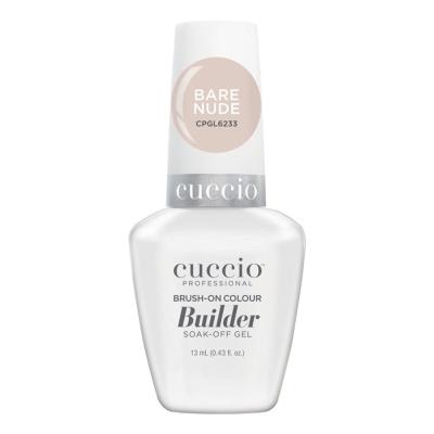 Cuccio LED/UV Brush-On Builder 0.43 oz - Bare Nude CPGL6233