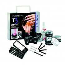 CuccioPRO T3 LED/UV Versatility Gel Master Kit CP16004-LED
