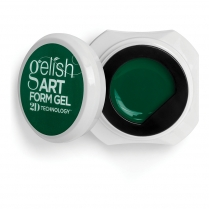 Gelish Art Form Gel 2D 5g - 0.17 oz, Essential Green 1119000
