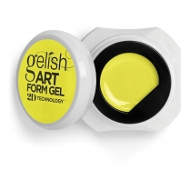Gelish Art Form Gel 2D 5g - 0.17 oz,Essential Yellow 1119001