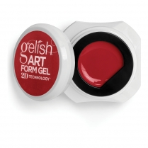 Gelish Art Form Gel 2D 5g - 0.17 oz, Essential Red 1119003