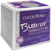 CuccioProT3 LED/UV Self Leveling Thin 1oz - White 6941-LED
