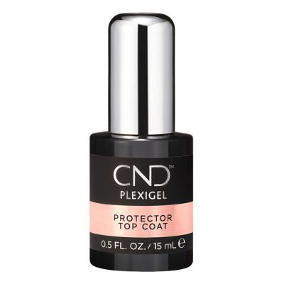 CND Plexigel Protector Top Coat 0.5 fl. oz 00551