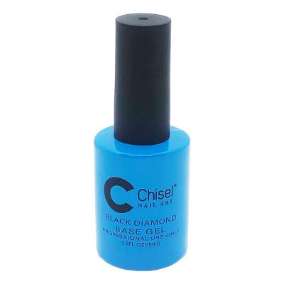 Chisel Black Diamond Base Gel 0.5 fl oz / 15 ml