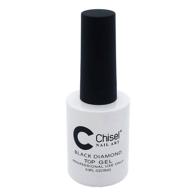Chisel Black Diamond Top Gel 0.4 fl oz (12ml)