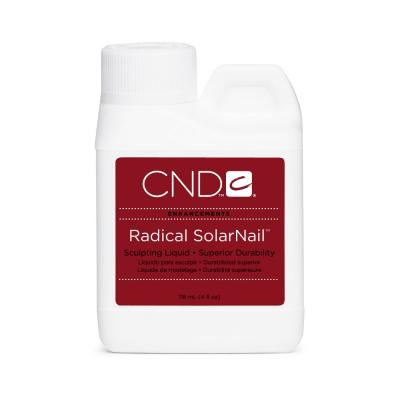 CND Sculpting Liquid Radical SolarNail 4fl oz 118ml 02502