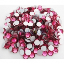 Pave Crystal Pedicure 244 Pack - Rose