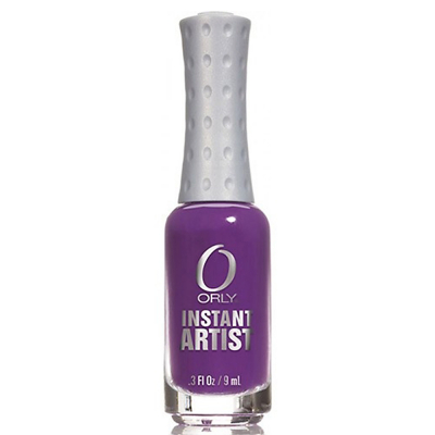 Orly Instant Artist Water-Based Paint Grape 0.3oz 27003