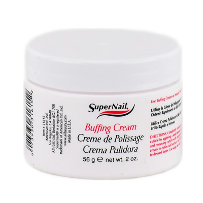 Supernail Buffing Cream 56g - 2 oz. #31615
