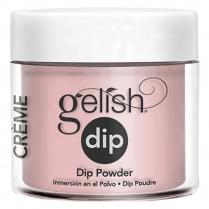Gelish Dip Powder 23g/0.8 oz - Barely Buff 1610377