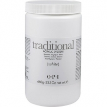OPI Traditional Powder White 23.3oz - 660g