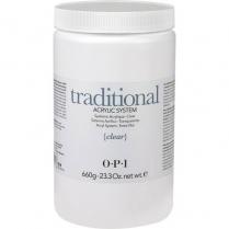 OPI Traditional Powder Clear 23.3oz - 660g SP888