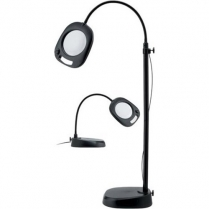 "Naturalight 5"" LED Floor/Table Mag Lamp UN1081"