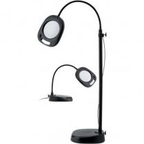 "Naturalight 5"" LED Floor/Table Mag Lamp UN1081"