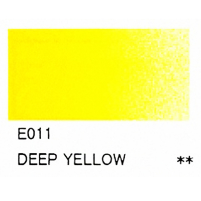 Holbein Liquid Acrylic Deep Yellow 35ml E011