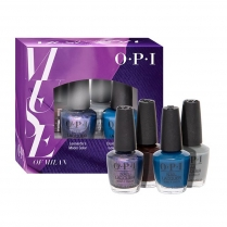 OPI Nail Lacquer Muse Of Milan Mini 4-Pack DCM17