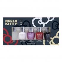 OPI Hello Kitty Infinite Shine Mini 5-Pack HR L47
