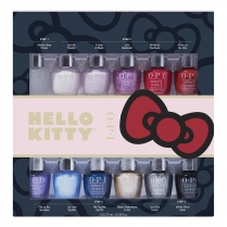 OPI Hello Kitty Infinite Shine Mini 12-Pack HR L48