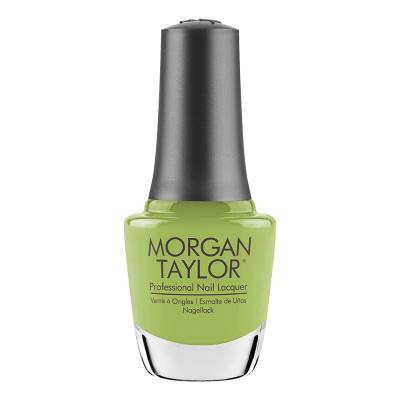 Morgan Taylor Into The Lime-Light 15ml/0.5 fl oz - 3110424
