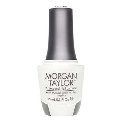 Morgan Taylor Sheek White 15ml/0.5 fl oz - 3110811