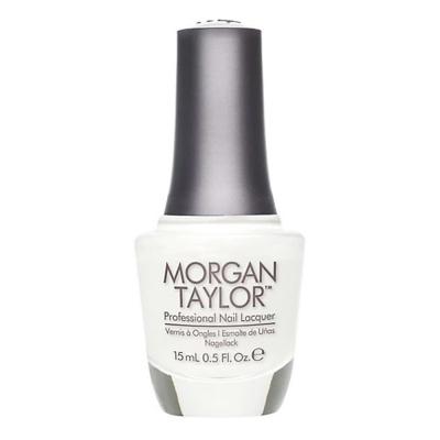 Morgan Taylor All White Now 15ml/0.5 fl oz - 50000