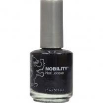 Nobility Nail Lacquer 0.5 fl oz/15 ml - Black #NBNL02