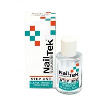 NailTek Step One Cleans, Primes & Reinforces 0.5 oz #55514I