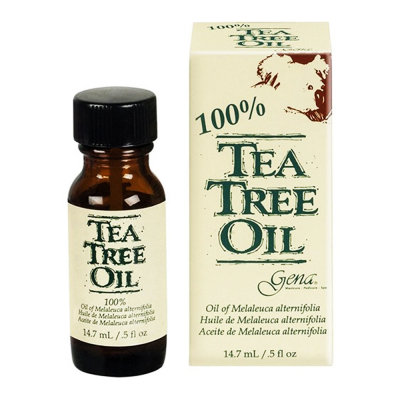 Gena 100% Tea Tree Oil 0.5 fl. oz. - 14.7ml #02047