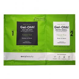 AvryBeauty Jelly Spa Bath Set - Green Tea AJ001GRT 00705