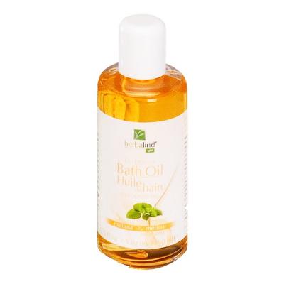Herbalind Bath Oil Melissa 5floz-150ml 01-025-02240