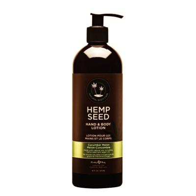 Hemp Seed Hand&Body Lotion Cucumber Melon 16 oz/473ml #00035
