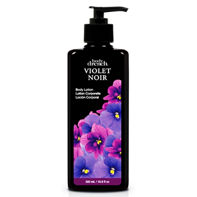 Body Drench Violet Noir Body Lotion 16.9 fl oz 20732
