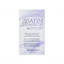 Satin Smooth BeSmooth Lotion 0.34 fl oz/10ml SSBSPK10 #26392